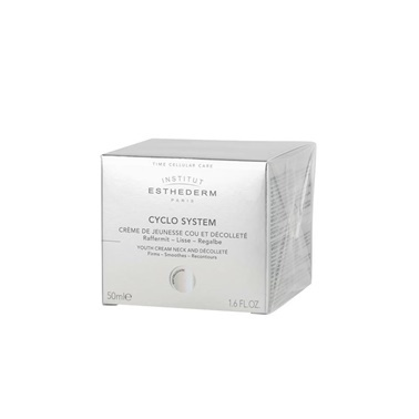 Esthederm  Cyclo System Youth Cream Neck and Decollete 50ml Renksiz